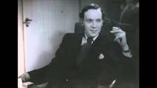 """""""Luften var 15 og vandet var 16"""" Sigfred Johansen i Hornbæk Revyen 1935"""