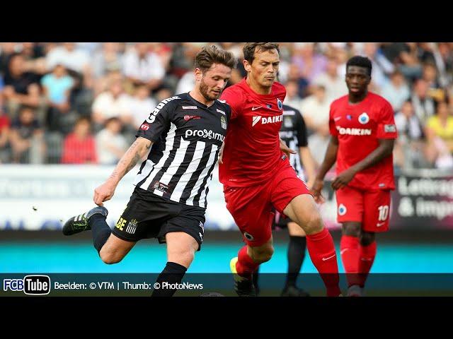 2015-2016 - Jupiler Pro League - 03. SC Charleroi - Club Brugge 0-0