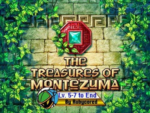 The Treasures of Montezuma (2007, PC) - Level 1 & 2 [720p]