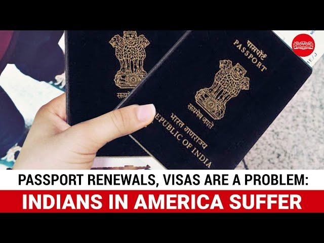 Passport renewals, visas are a problem: Indians in America suffer due to coronavirus lockdown