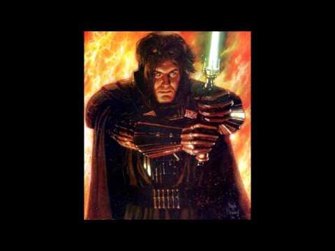 Charles Dennis as Ulic QelDroma in Star Wars The Clone Wars