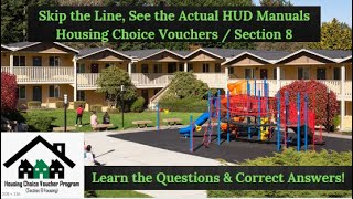 Low Income Housing Secrets - Section 8 Housing & Housing Choice Voucher