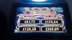 Taikuri pelaa - Casino Helsinki - Cleopatra (KANAVAN SUURIN VOITTO!)