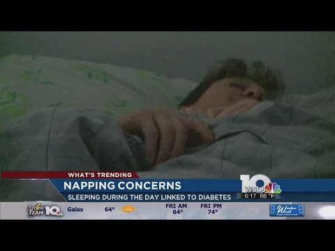 Study: Scientists find link between long naps and diabetes