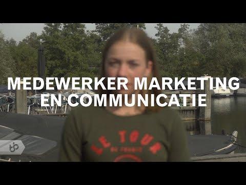 Medewerker marketing en communicatie (SBB)