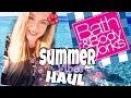 Bath and Body Works Haul Summer 2018