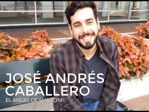 Conoce a José Andrés Caballero, el ángel de Sharon - 50 Preguntas