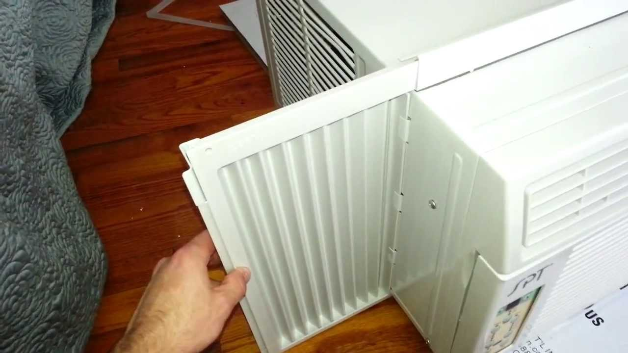 Sunpentown Wa 1211s Window Air Conditioner Unit