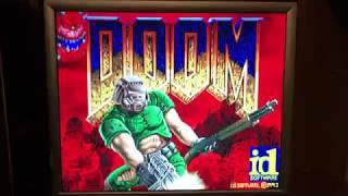 Doom on Soundblaster Live 1024 in DOS, General MIDI