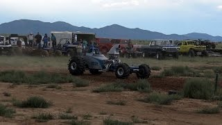New Mexico Mud Racing (60fps) - Super Modified & Outlaw Moriarty, NM 2015