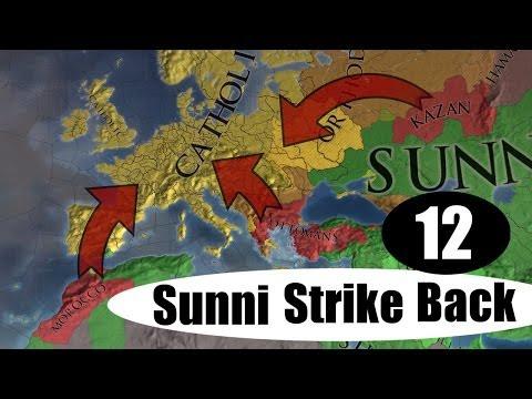 Sunni Strike Back Kazan 12 Multiplayer Europa Universalis 4