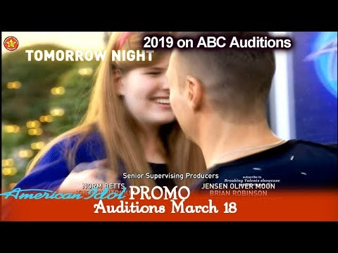 PROMO Catie Turner & Other Familiar Faces American Idol 2019  Auditions 5 Monday Mar 18 Mp3