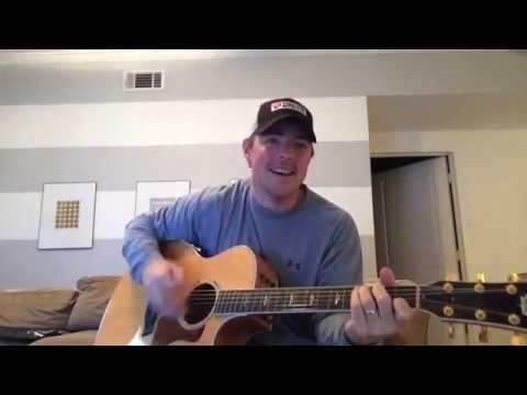 Jesus Loves Me - Chris Tomlin (Beginner Guitar Lesson) (Matt McCoy)