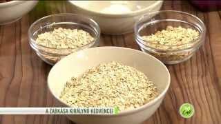 Egészséges banánkenyér a zabkása királynőtől - 2014.12.10. - tv2.hu/fem3cafe