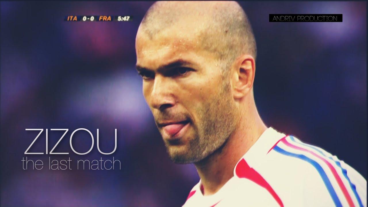 Zinedine Zidane The Last Match [Full HD]