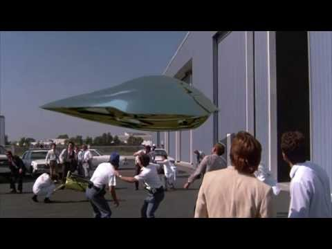 Flight of the Navigator: Spaceship Supercut