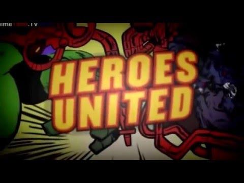 Iron Man And Hulk Heroes United Full Movie New 2014