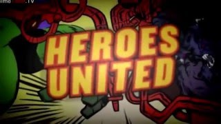 Iron Man And Hulk Heroes United Full Movie New 2014