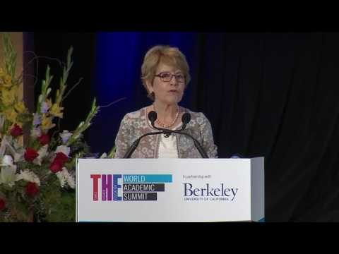 Mary Sue Coleman on the value of public universities