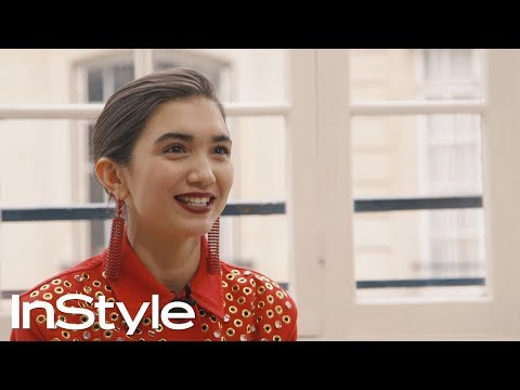 First Things First with Rowan Blanchard  InStyle