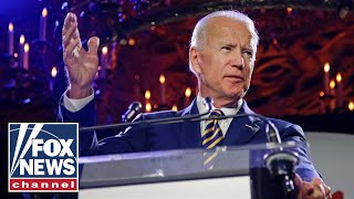 Biden delivers Thanksgiving address to the nation