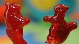 як зробити цукерки з цукру оцту і води