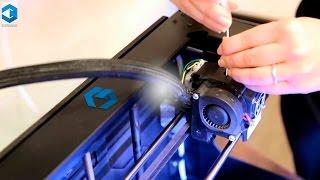 Смотреть видео услуги печати на 3d принтере
