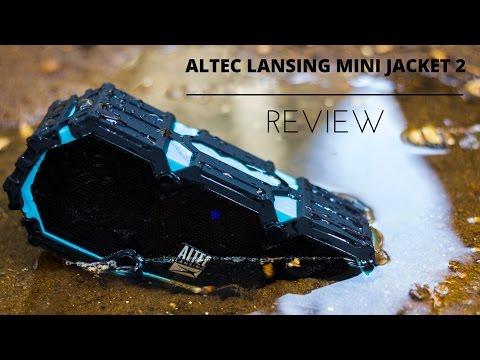 Everything Proof?!? - Altec Lansing Mini Life Jacket 2 Bluetooth Speaker Review!