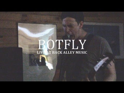 Botfly: Live at Back Alley Music