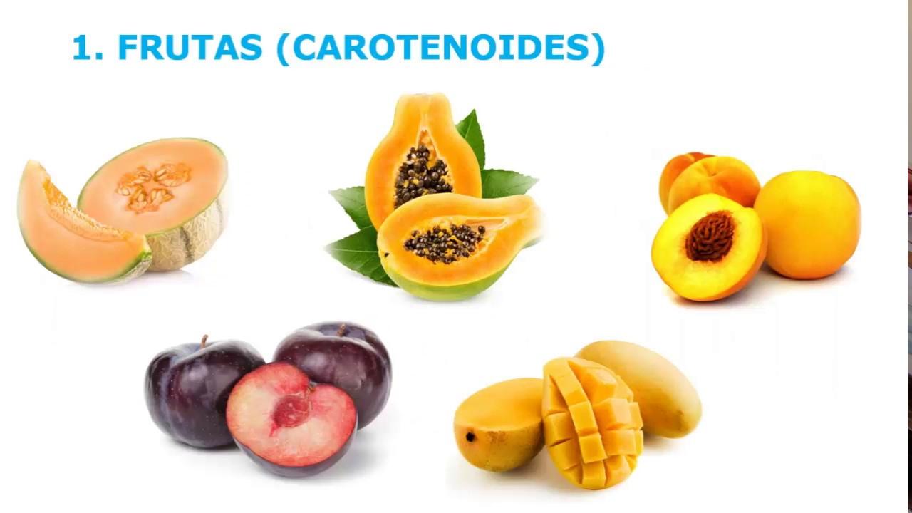 que alimentos contienen la vitamina a b c d