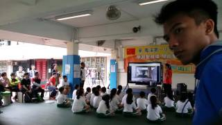 Publication Date: 2016-05-06 | Video Title: 鳳溪第一小學2016416電子示範課-體育科
