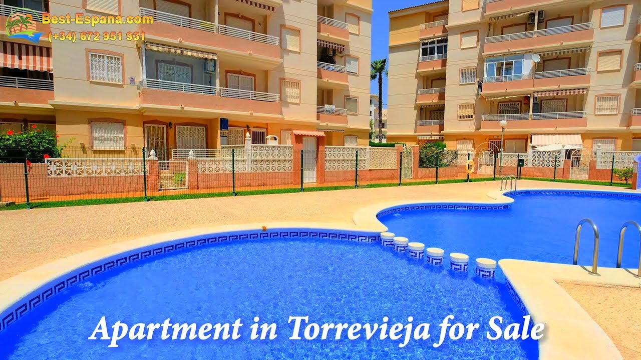 Apartment in Torrevieja for Sale, Cheap property in Spain ...