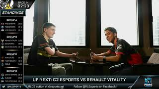 RLCS7 - Scrub Killa and Jstn. Interview
