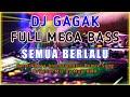 DJ Slow Biarlah Semua Berlalu -  Versi Gagak  Remix Tik Tok Full Bass | Original Mix By Muji RMX