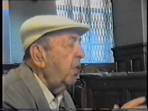 Cantor Misha Alexandrovich at the Moscow Choral Synagogue, 1997! Moscow Male Jewish Cappella