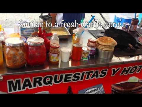 Marquesitas: A Popular Yucatan Snack