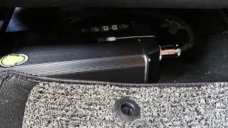피아트500 블랙박스보조배터리 에코파워팩20c