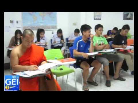 GEI Tour - Vientiane Campus