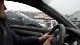 Audi A4 225 hp vs Toyota Camry V6 277 hp