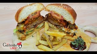 Burger si Cheesecake - cu Baz finalist Masterchef ProTV
