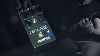 Wampler Dracarys Guitar Distortion Pedal