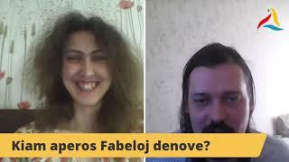 VK 2020: Aŭtora Momento kun Anna Striganova kaj Eldonejo Impeto
