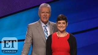 Alex Trebek's Emotional 'Jeopardy' Tribute To Winner Who Died Of Cancer