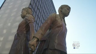 Osaka Mayor Cuts Sister-City Ties to S.F. Over 'Comfort Women' Memorial