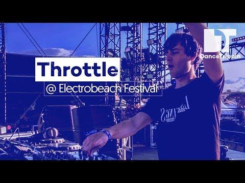 Throttle at Electrobeach Festival France