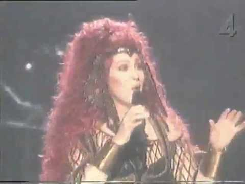 Cher - I Still Haven't Found What I'm Looking For (Believe Tour) HQ