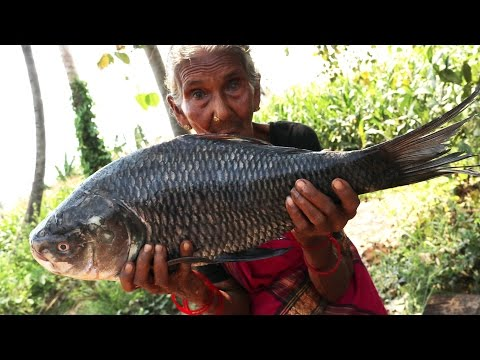 Big Fish Fry |  Big fish recipe By Our Granny