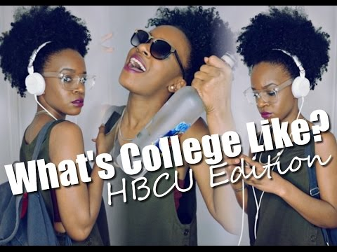 What's College Like? || HBCU EDITION Classes, Campus Life and the Turn Up