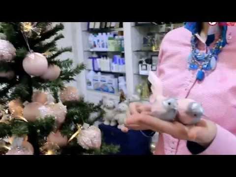 Как украсить елку на Новый год - советы дизайнера интерьеров Татьяны Зайцевой скачать