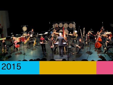 Gérard Grisey - Quatre chants pour franchir le seuil - ensemble proton bern